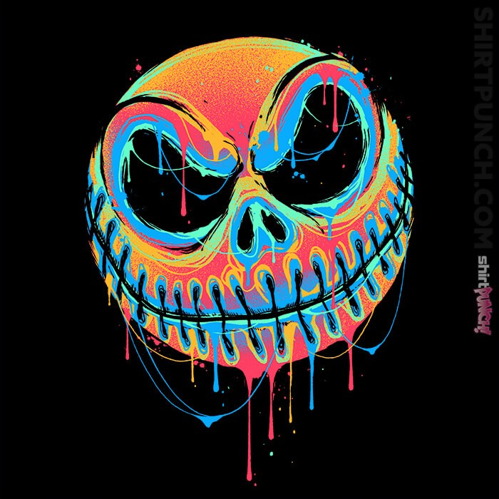ShirtPunch: A Colorful Nightmare