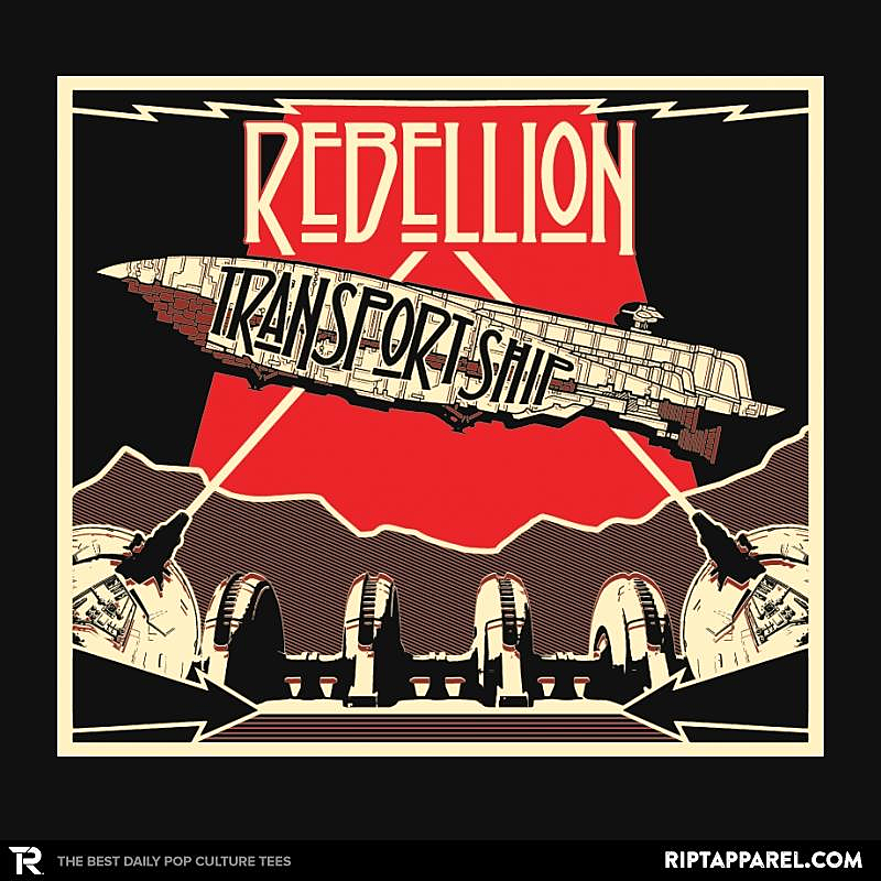 Ript: Rebellion - Transport Ship