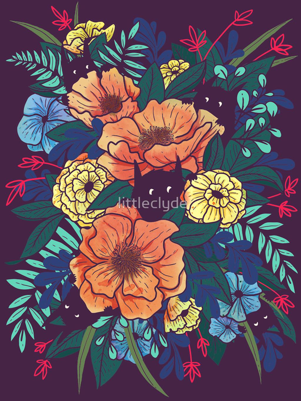 RedBubble: Wild Flowers