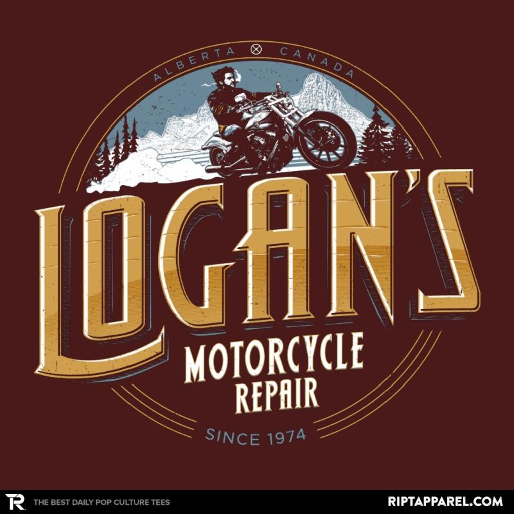 Ript: Logan's Motorcycle Repair