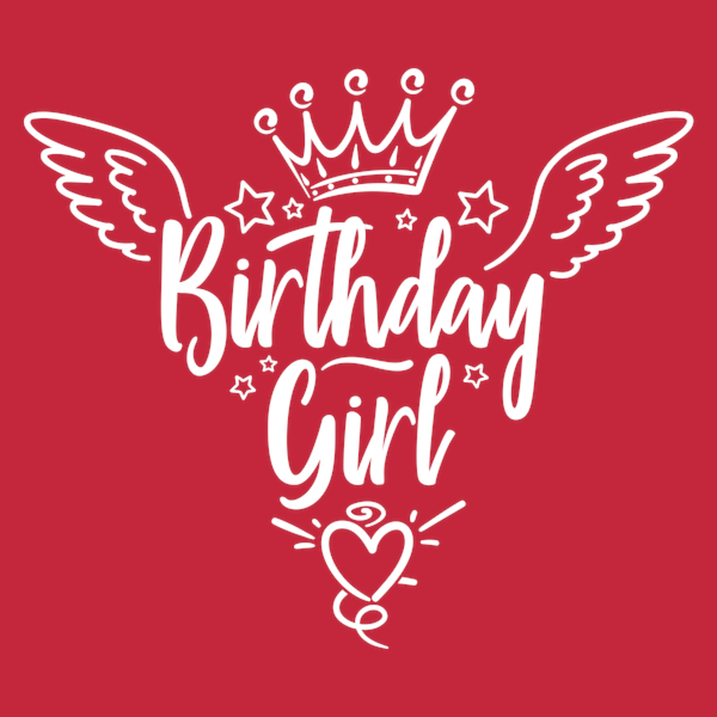 NeatoShop: Birthday Girl Woman Birthday Anniversary Gift Present