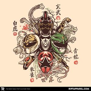 Ript: Shijin Rangers