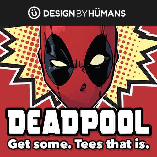 Design by Humans: Deadpool Collection