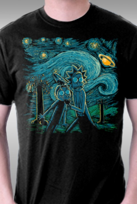 TeeFury: Starry Science