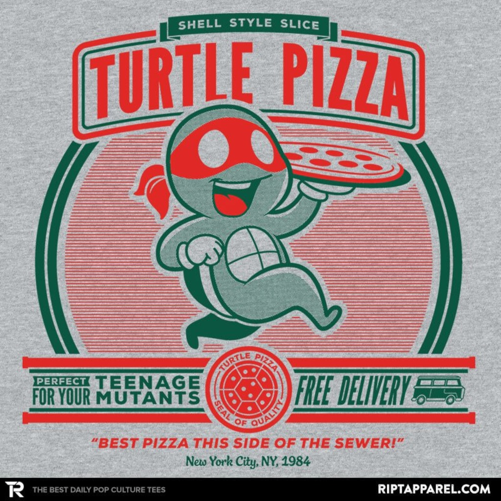 Ript: Turtle Pizza