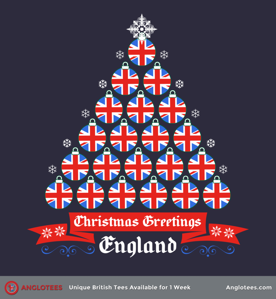 Anglotees: Christmas Greetings!