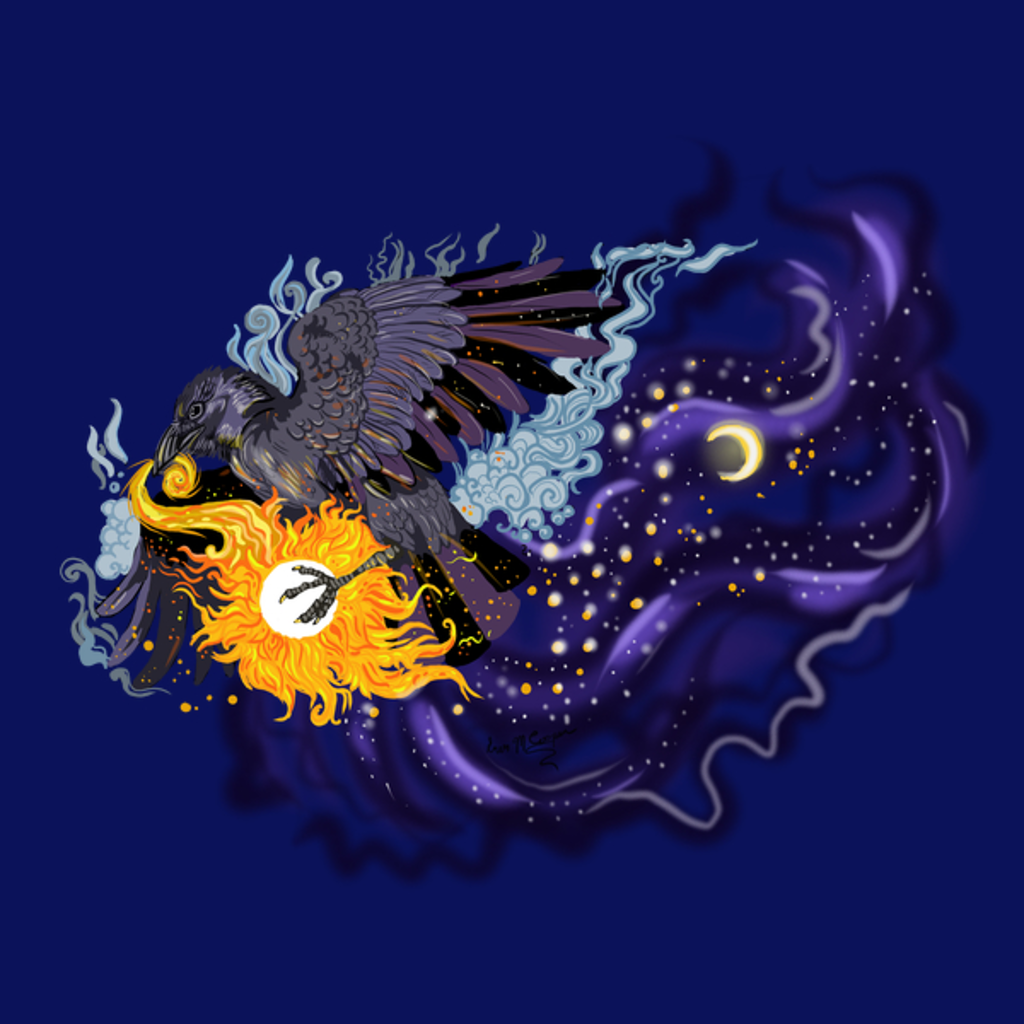 NeatoShop: Raven Sky Folklore