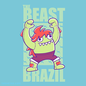 The Yetee: The Beast from Brazil