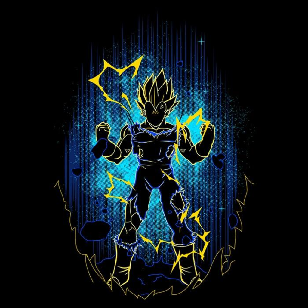 Once Upon a Tee: Shadow of the Majin