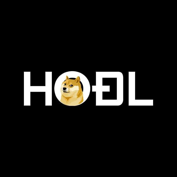 BustedTees: HODL Your Dogecoin