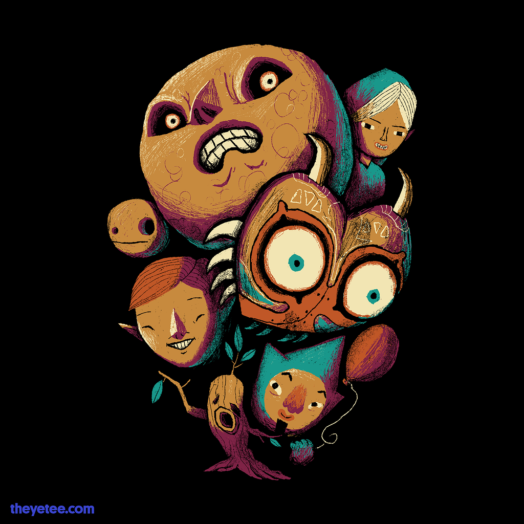 The Yetee: dont be scared