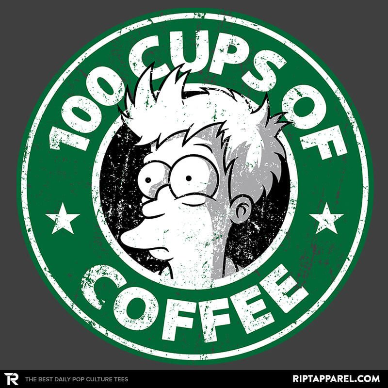 Ript: 100 Cups of Coffee