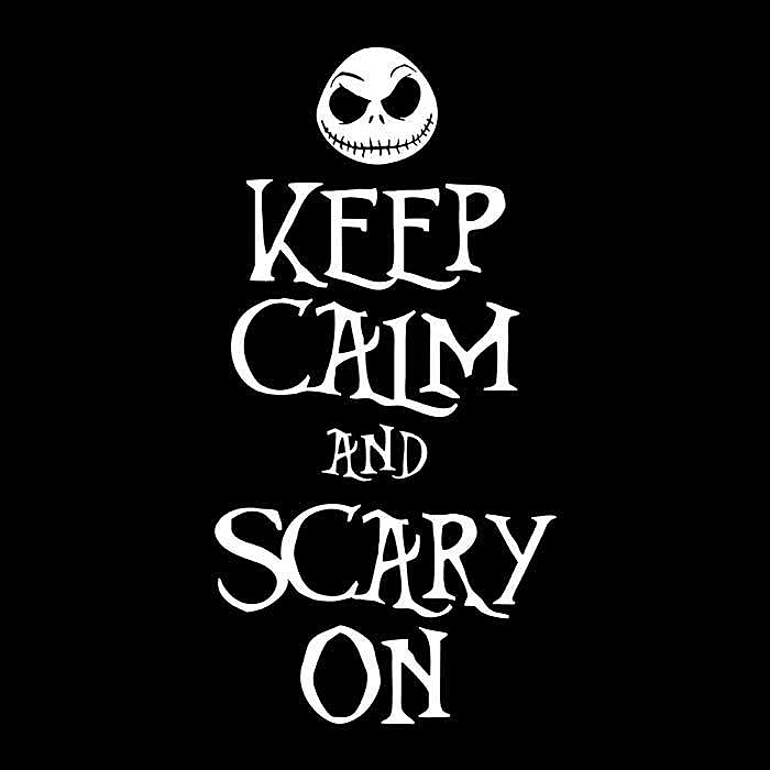 Once Upon a Tee: Scary On