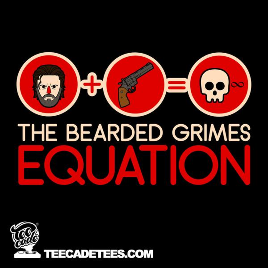 Teecade: Bearded Grimes Equation