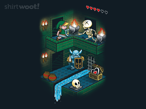 Woot!: Through the Dungeon