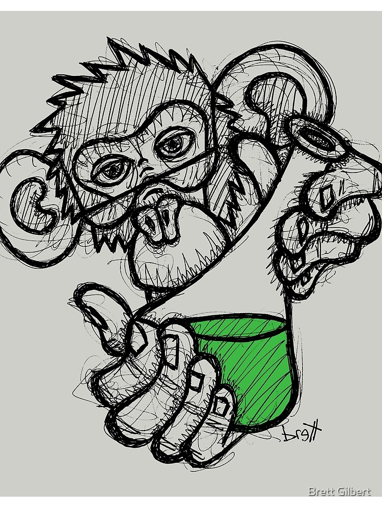 RedBubble: Lab Monkey
