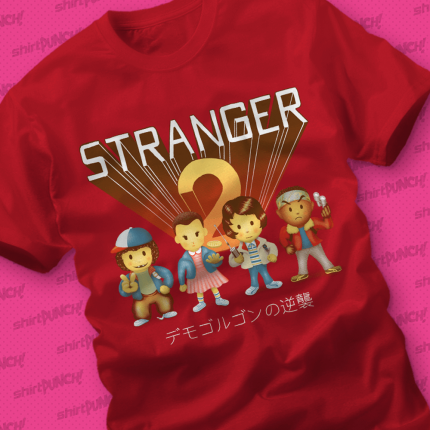 ShirtPunch: Stranger 2