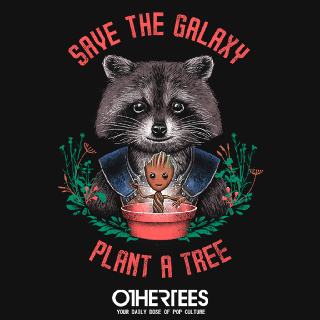 OtherTees: Save the Galaxy