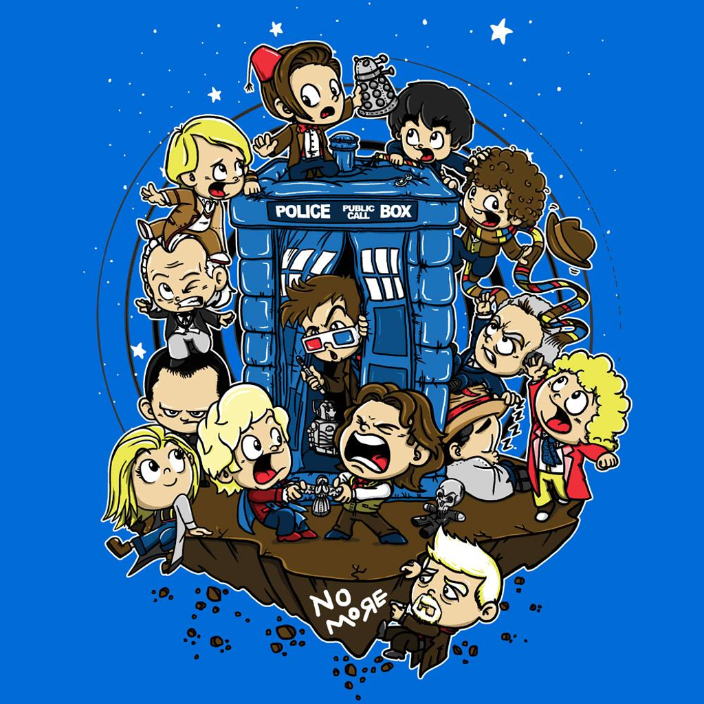 Blue Box Tees: Let's Play Doctor