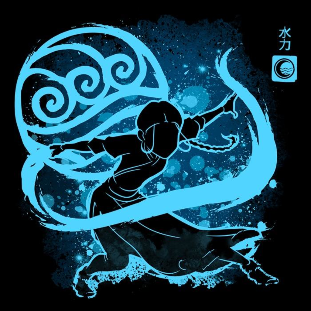Once Upon a Tee: The Water Power