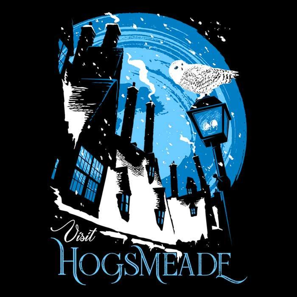 Once Upon a Tee: Visit Hogsmeade