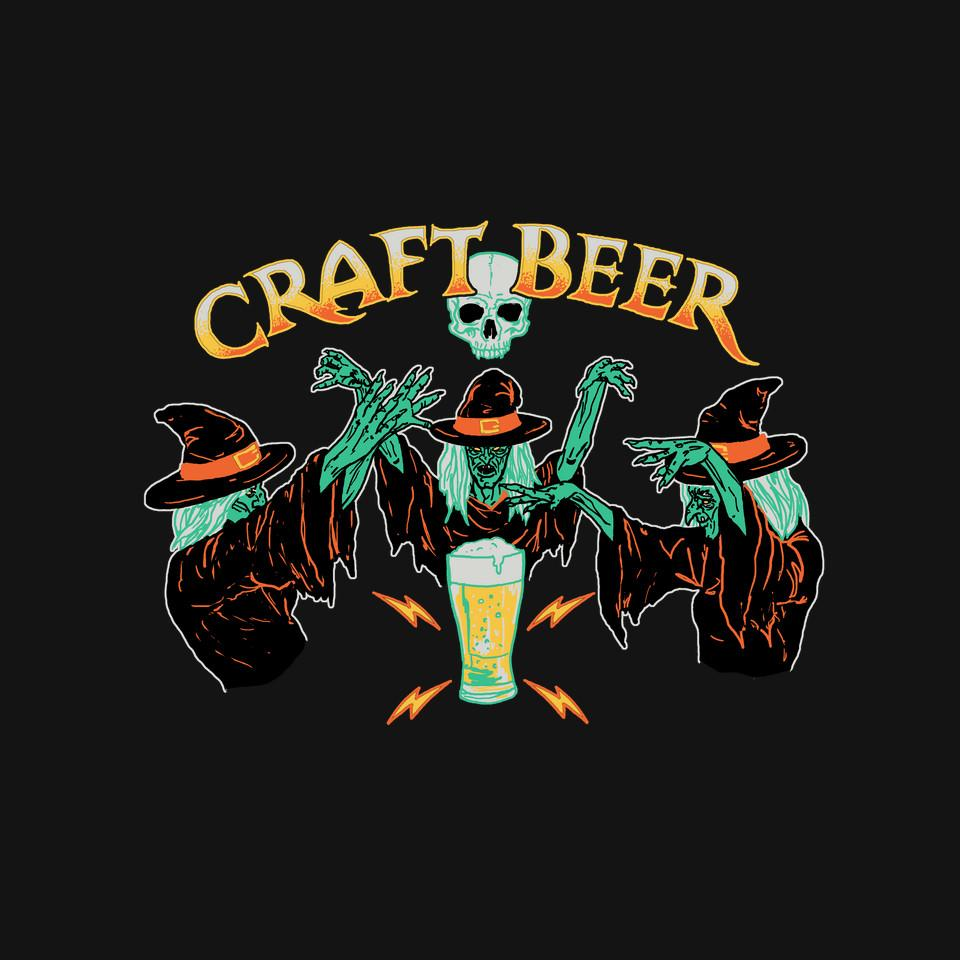 TeeFury: Craft Beer