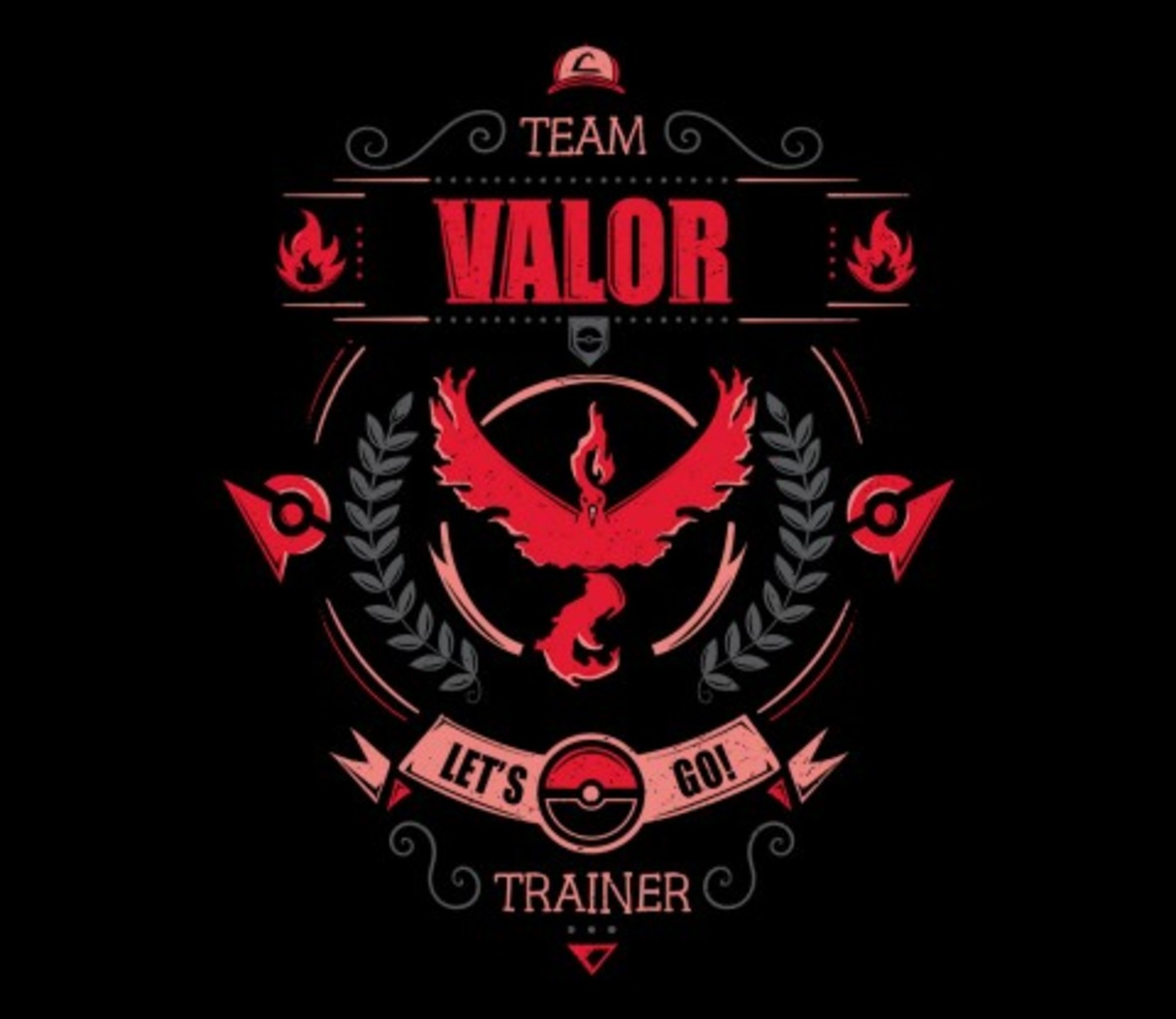 TeeFury: Let's Go! Valor