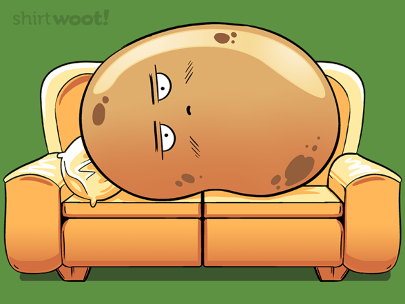 Woot!: Couch Potato - $15.00 + Free shipping