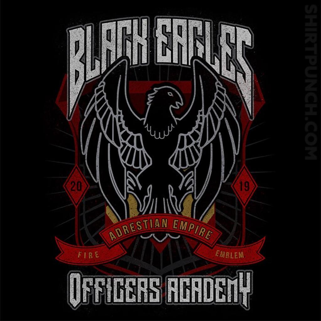ShirtPunch: Black Eagles