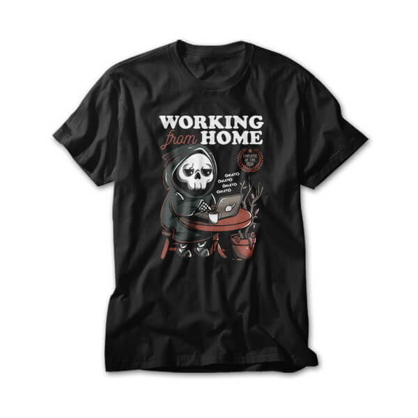 OtherTees: Working From Home