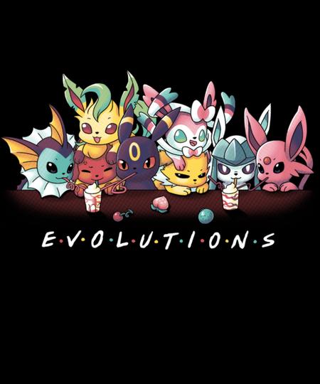 Qwertee: Evolutions