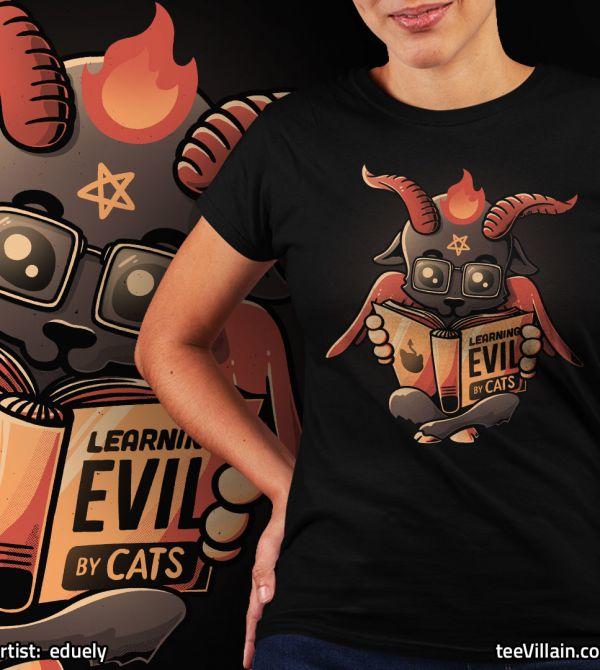 teeVillain: Learning Evil