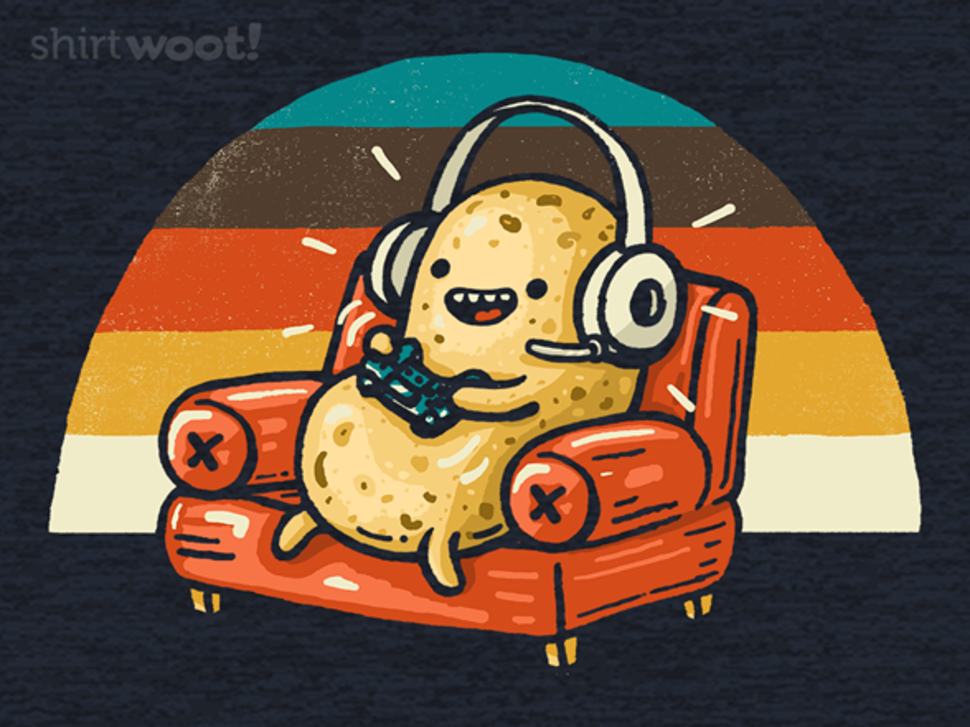 Woot!: A Couch Potato