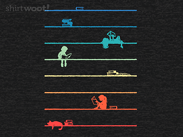 Woot!: Between The Lines