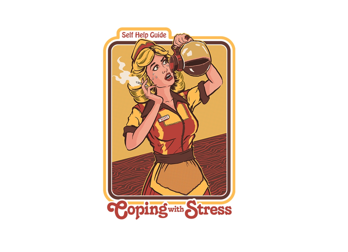 Threadless: Coping with Stress
