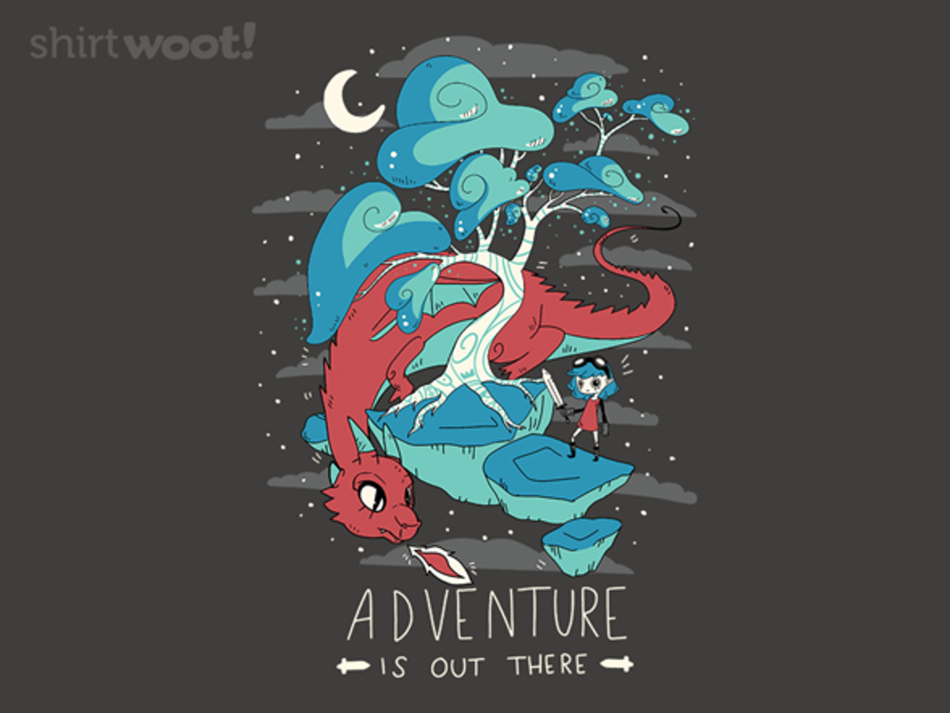 Woot!: Out for Adventure - $15.00 + Free shipping