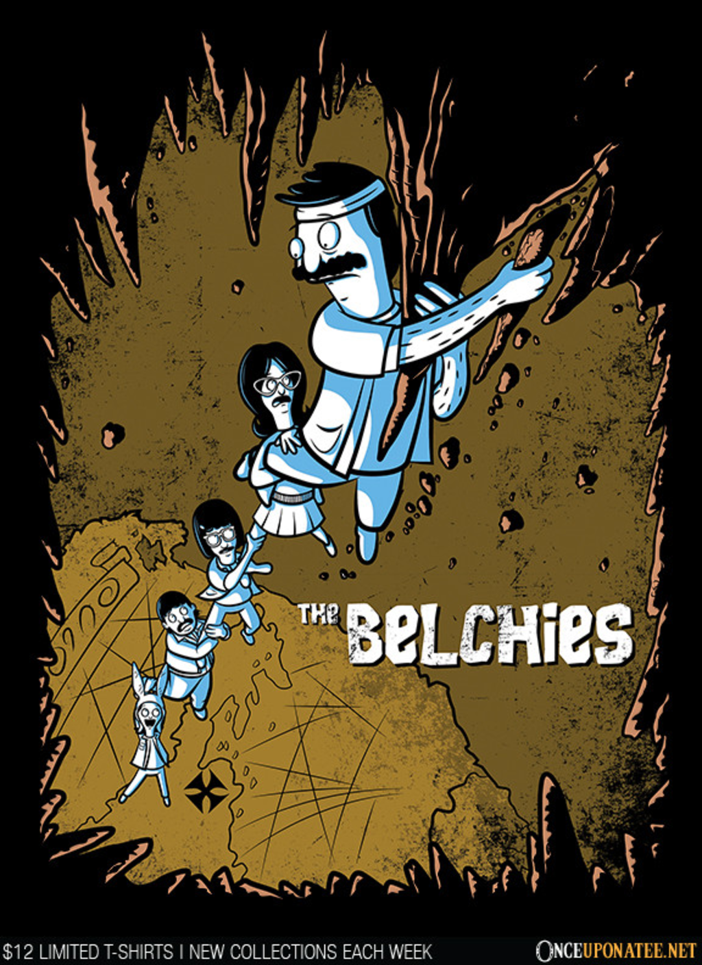 Once Upon a Tee: The Belchies