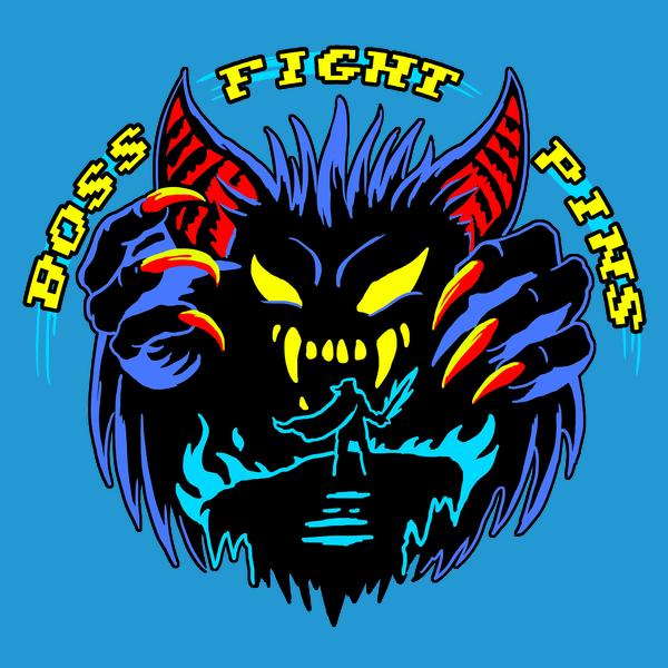 NeatoShop: Boss Fight Pins