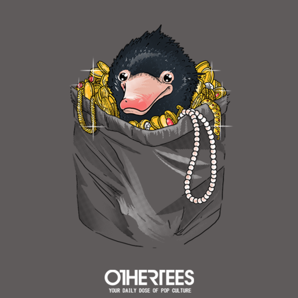 OtherTees: Niffler in Your Pocket