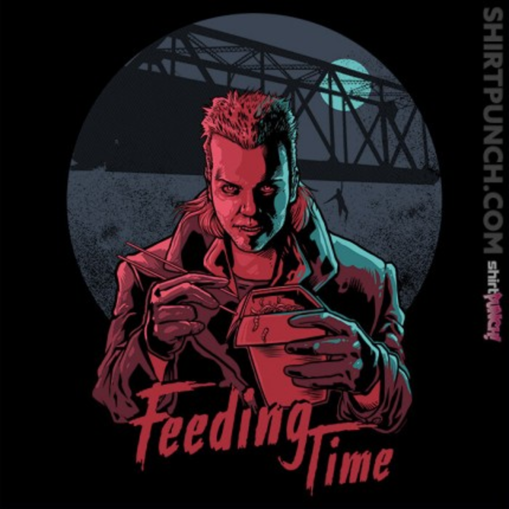 ShirtPunch: Feeding Time