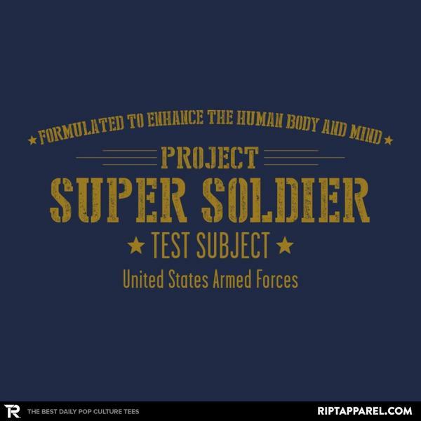 Ript: Project Super Soldier