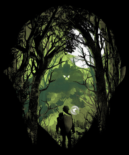 Qwertee: The Way of Hero