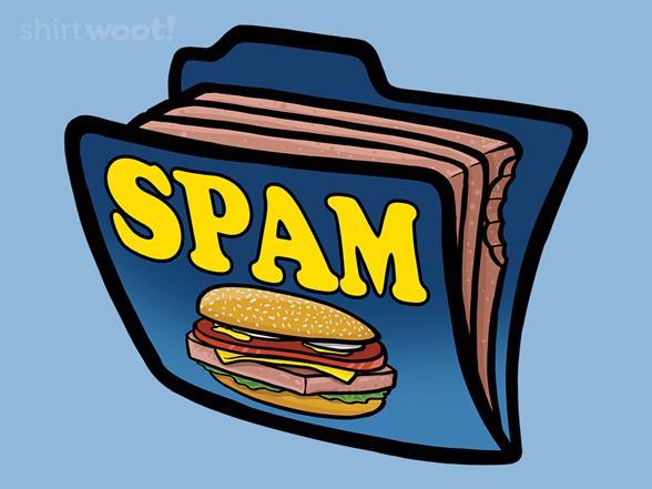 Woot!: Spam Folder