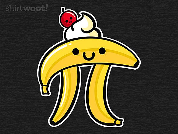 Woot!: Banana Cream Pi