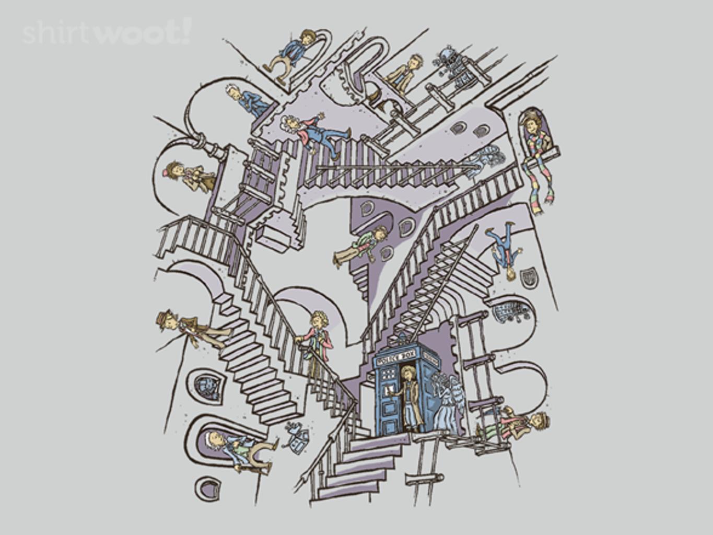 Woot!: Escher Who