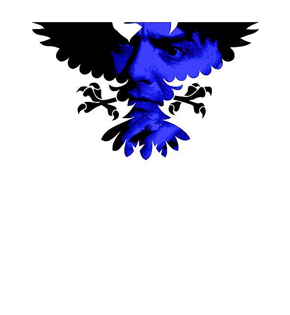 RedBubble: Stranglers Raven Dave Greenfield Tribute Shirt