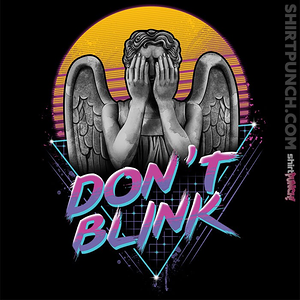ShirtPunch: Don't Blink