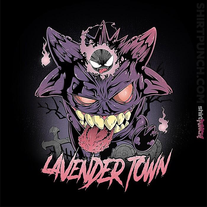 ShirtPunch: Lavender Town