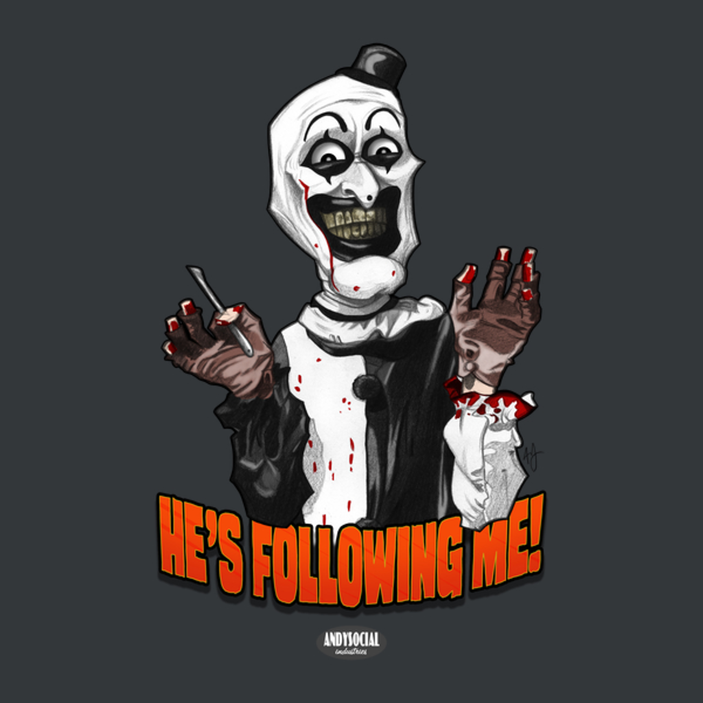 NeatoShop: He's Following Me!