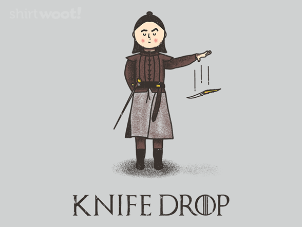 Woot!: Knife Drop
